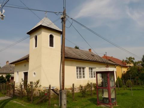 Kajászó Kisboldogasszony kápolna