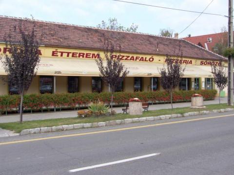 Korona Étterem és Pizzafaló Pizzéria