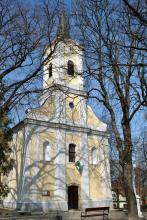 Mány Szent Kereszt felmagasztalása templom