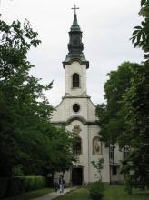 Martonvásár Szent Anna templom