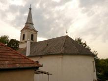 Vértesacsa református templom