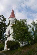 Csabdi Evangélikus templom